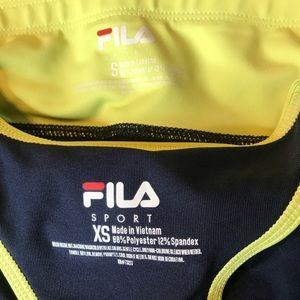 Fila Tops - Filas Matching Workout Set